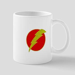 Flash Bolt Superhero Mug