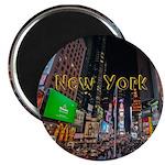 """New York 2.25"""" Magnet (100 pack)"""