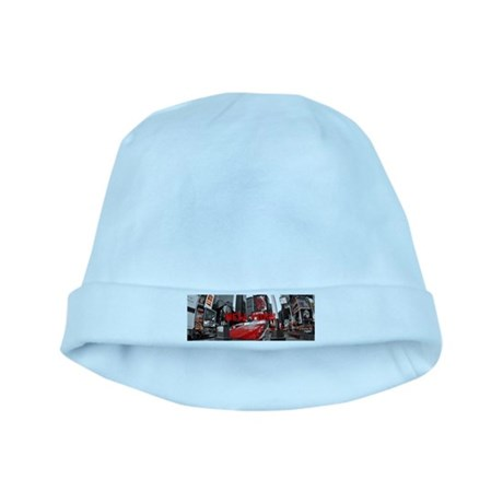 New York baby hat