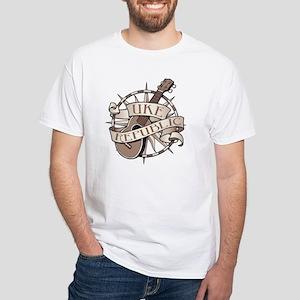 ukerepublic_logo_sepia_med T-Shirt