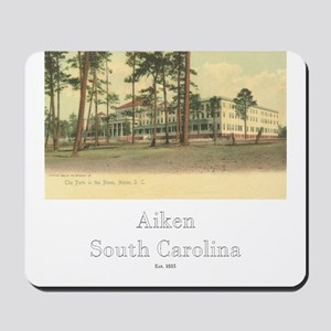 Park in the Pines Hotel Mousepad