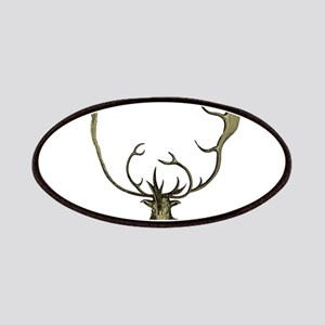 Elk Antlers Patches