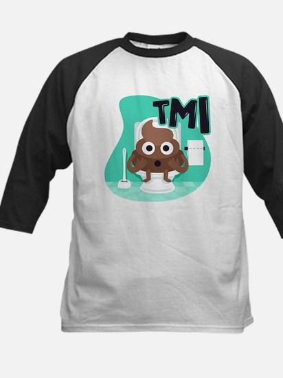 Emoji Poop TMI Tee