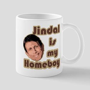 Bobby Jindal is my homeboy Mug