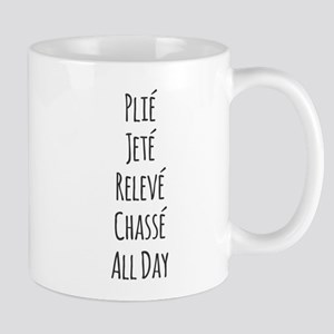 Ballet All Day Mugs