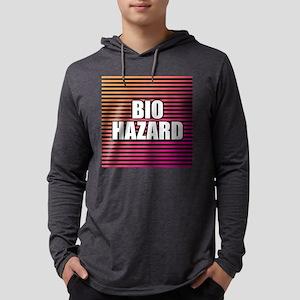 Bio Hazard Mens Hooded Shirt