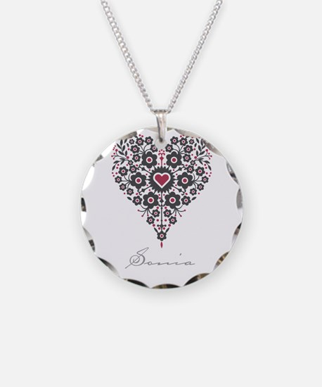 Love Sonia Necklace
