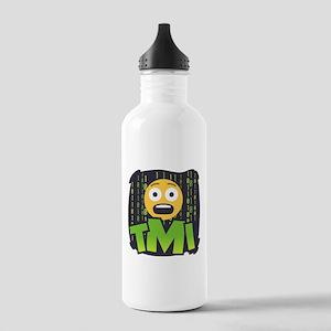 Emoji TMI Stainless Water Bottle 1.0L