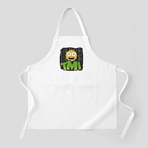 Emoji TMI Light Apron