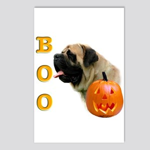Fawn with Pumpkin Postcards (Package of 8)
