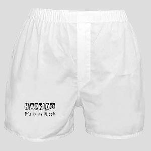 Hapkido Martial Arts Boxer Shorts