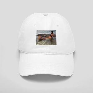 Tidepool Mermaid Baseball Cap