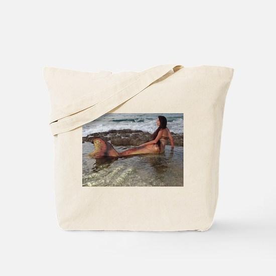 Tidepool Mermaid Tote Bag