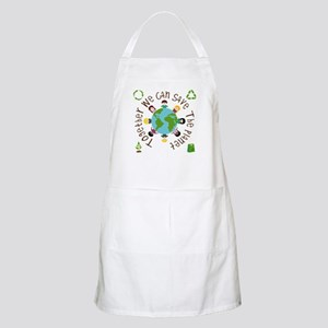 Together Save the Planet Apron