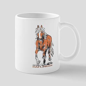 Haflinger Mug