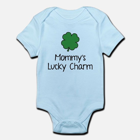 Mommy's Lucky Charm Infant Bodysuit