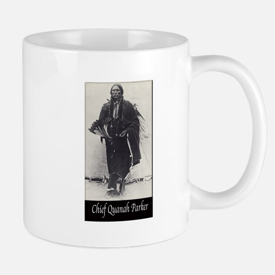 Chief Quanah Parker Mug