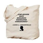 Escape From Mr. Lemoncellos Library Tote Bag