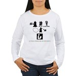 Escape From Mr. Lemoncellos Library Long Sleeve T-
