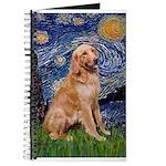 Starry - Golden 1 Journal