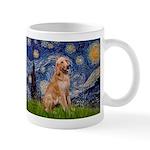 Starry - Golden 1 Mug