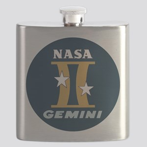 Project Gemini Program Logo Flask