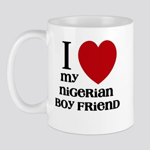 nigerian boy friend Mug