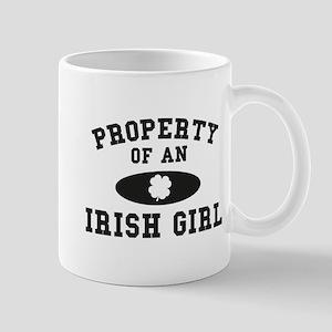 Property Of An Irish Mug