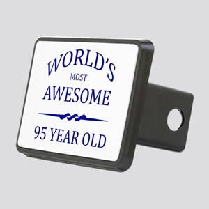 World's Most Awesome 95 Year Old Rectangular Hitch