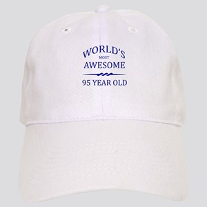 World's Most Awesome 95 Year Old Cap