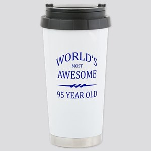 World's Most Awesome 95 Year Old Stainless Steel T