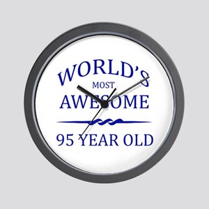 World's Most Awesome 95 Year Old Wall Clock