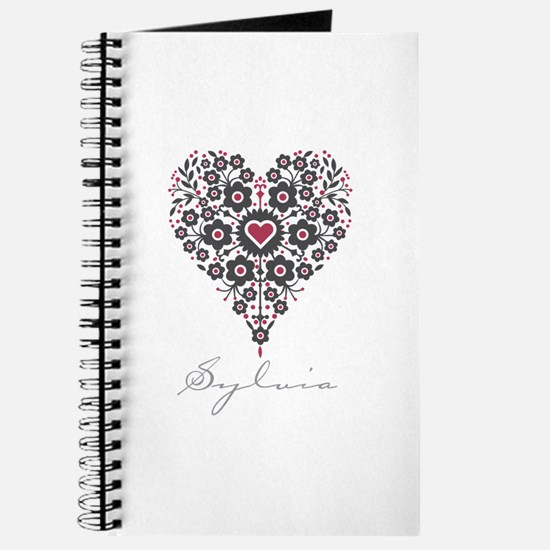 Love Sylvia Journal