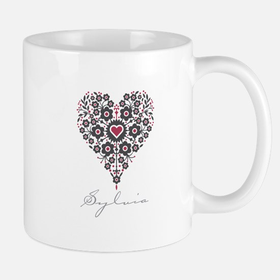 Love Sylvia Mug