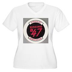 B-47 STRATOJET ASSOCIATION Plus Size T-Shirt
