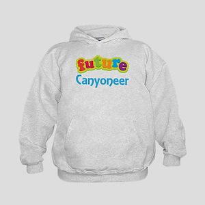 Future Canyoneer Kids Hoodie