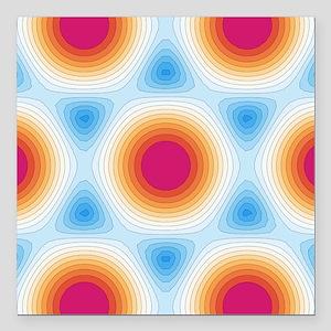 s, artwork - Square Car Magnet 3