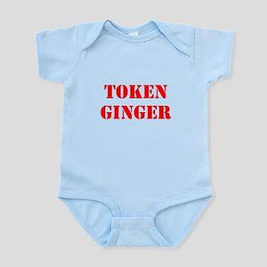 Token Ginger Body Suit