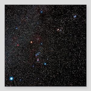 Orion constellation - Square Car Magnet 3