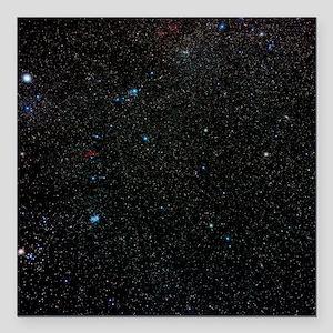 Perseus constellation - Square Car Magnet 3