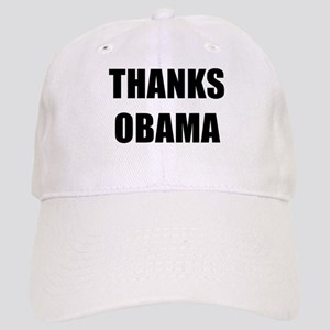 17af6e3b42c Obama Sayings Hats - CafePress