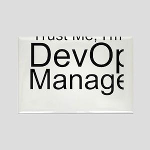 Trust Me, I'm A DevOps Manager Magnets