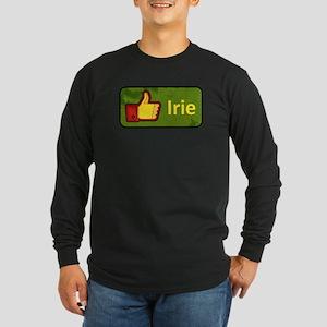 Irie Button Long Sleeve T-Shirt