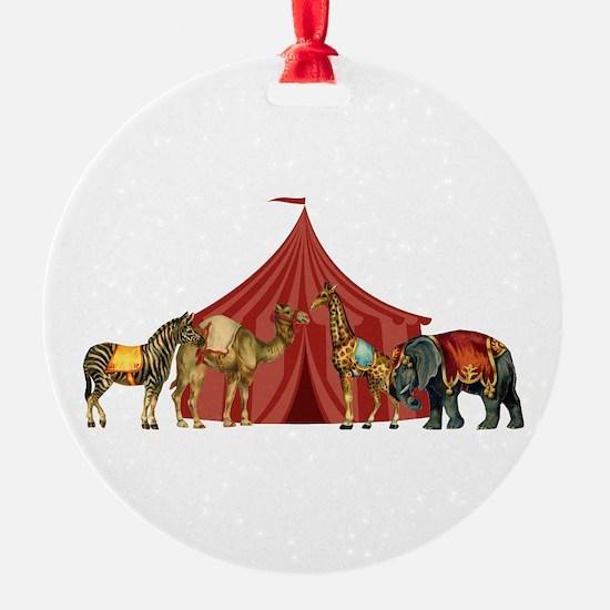 Circus Ornament