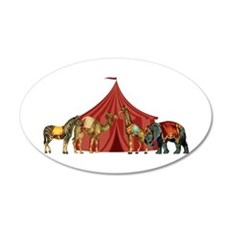 Circus Wall Sticker