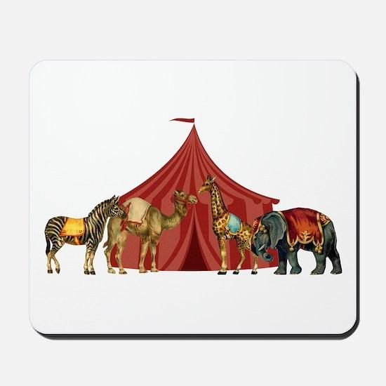 Circus Mousepad