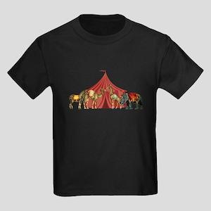Circus Kids Dark T-Shirt