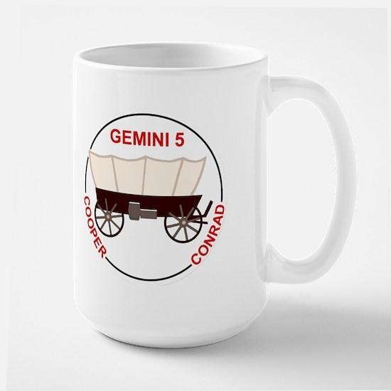 Gemini 5-Cooper/Conrad Large Mug