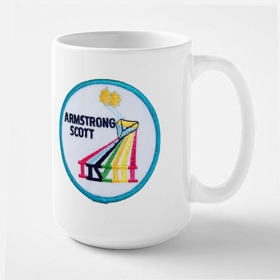 Gemini 8-Armstrong/Scott Large Mug