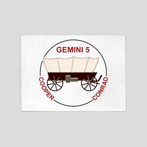 Gemini 5-Cooper/Conrad 5'x7'Area Rug
